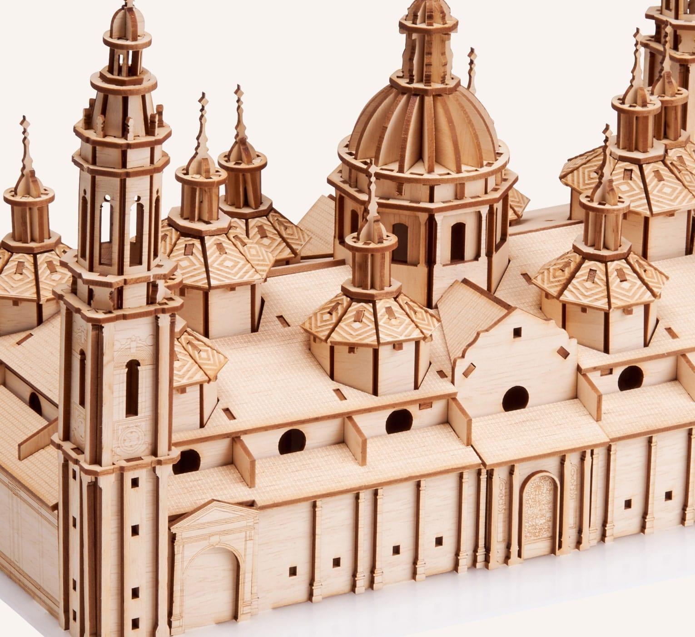Basílica del Pilar detalle 2