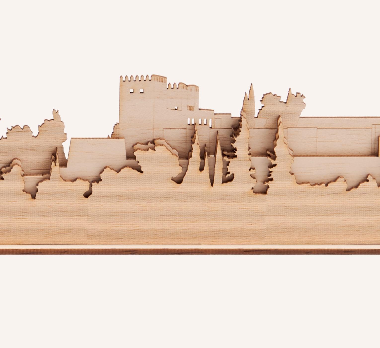 Perfil Alhambra detalle3