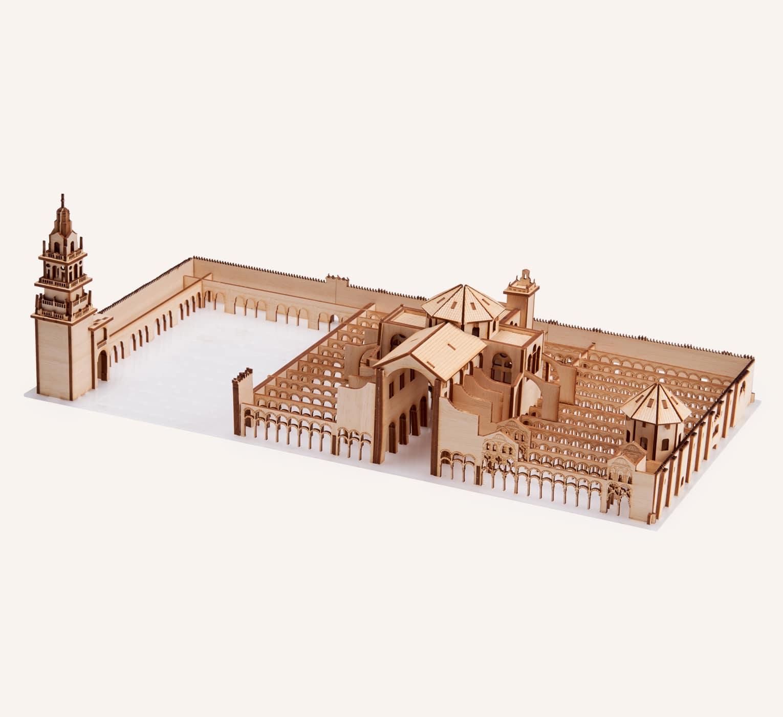 Maqueta Mezquita de Córdoba