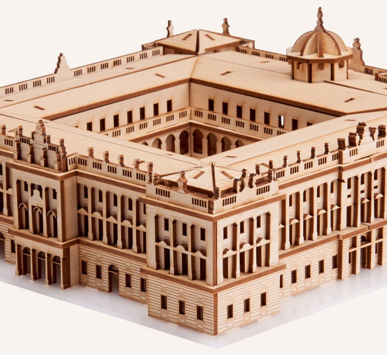 Palacio Real detalle