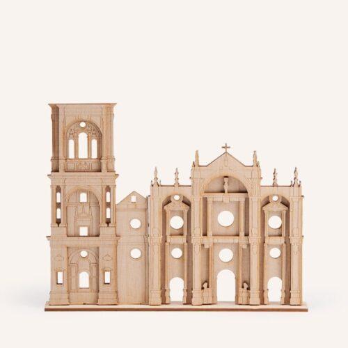 Perfil Catedral Granada