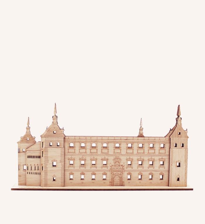 Alcázar, Toledo