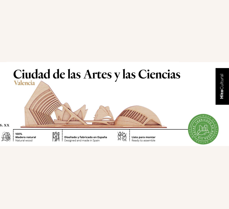 Ciudad de las Artes y las Ciencias Valencia A