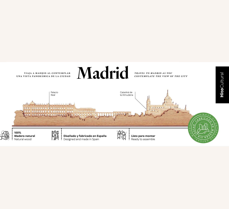 Sitios turísticos de Madrid