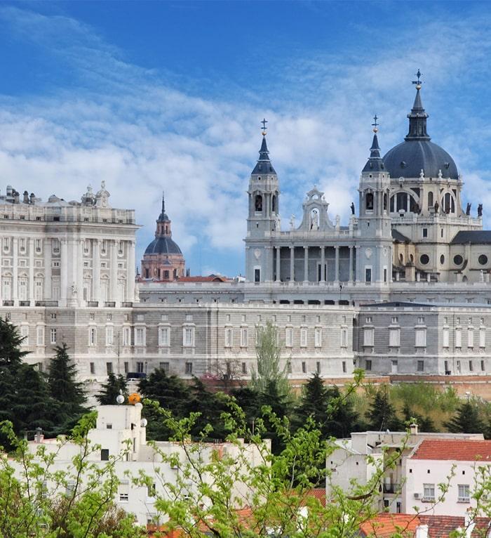 Madrid vista