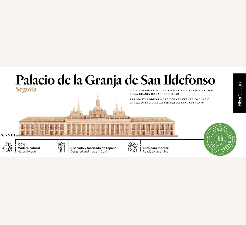 Palacio de la Granja turismo