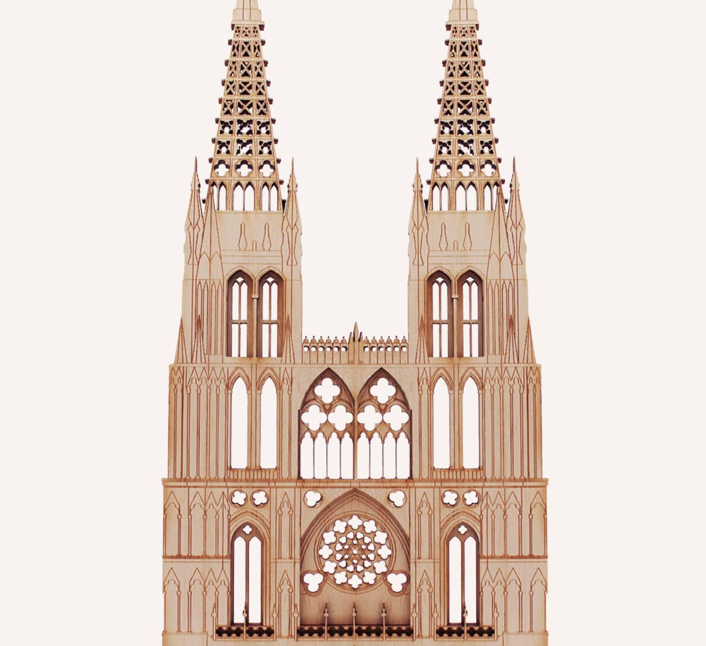 Catedral de Burgos detalle
