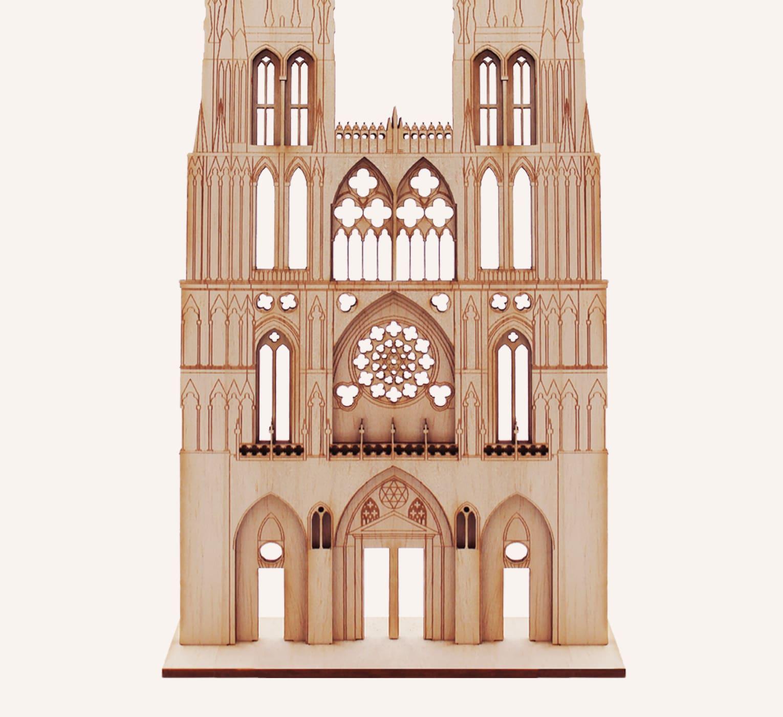 Detalle Catedral de Burgos