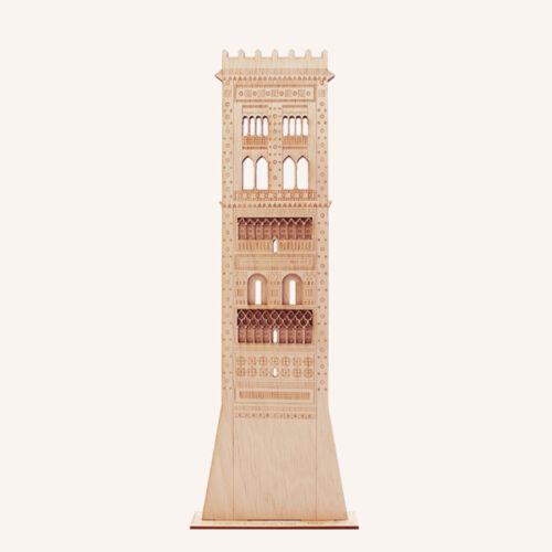 Torre mudéjar San Martín, Teruel