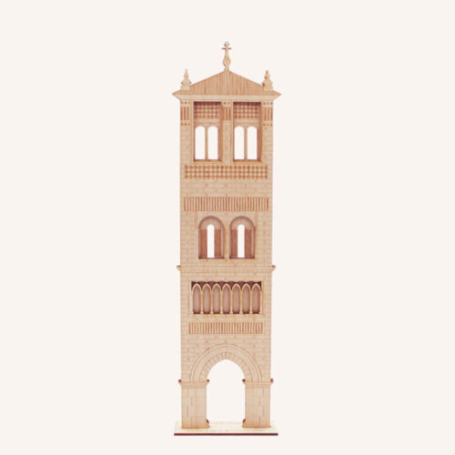 Torre mudéjar San Pedro Teruel