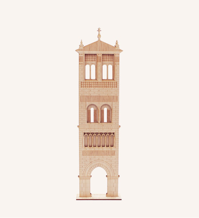 Torre de la iglesia de San Pedro, Teruel