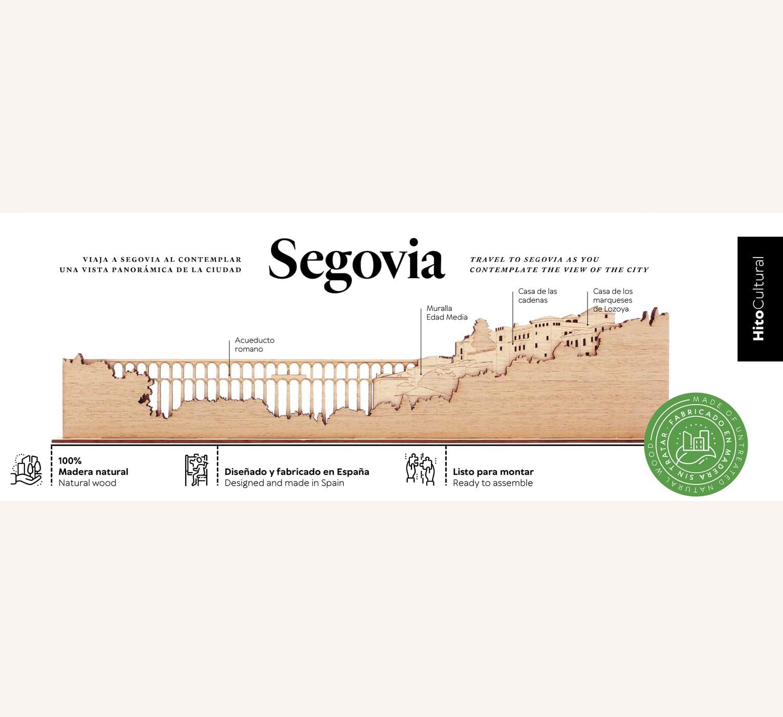 Sitios turísticos de Segovia