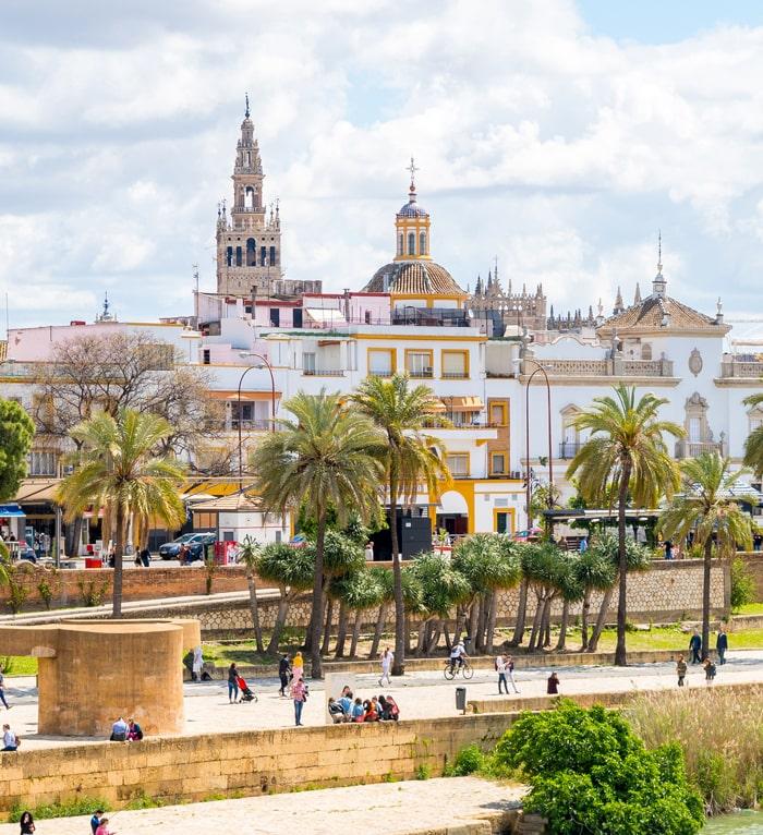 Sevilla desde Triana