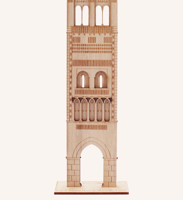 Catedral Santa María de Mediavilla, Teruel detalle 2