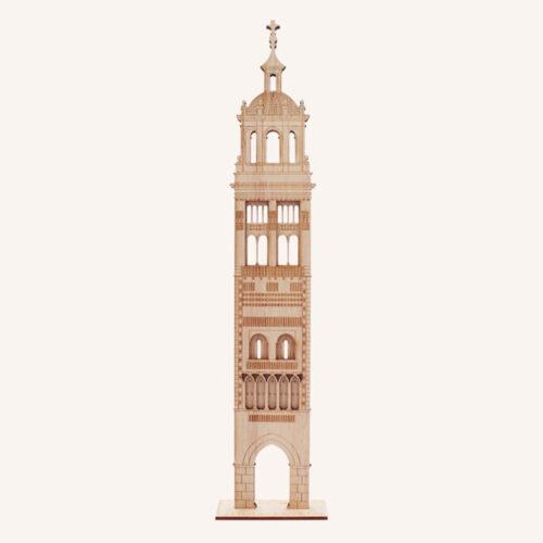 Torre mudéjar Catedral Teruel