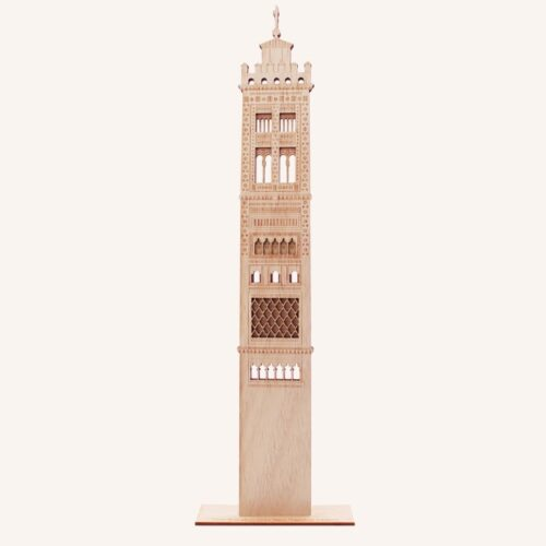 Magdalena torre mudejar