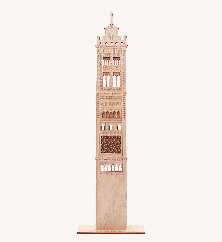 Torre mudéjar de la Magdalena Zaragoza