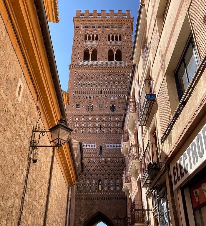 Mudéjar aragonés El Salvador Teruel