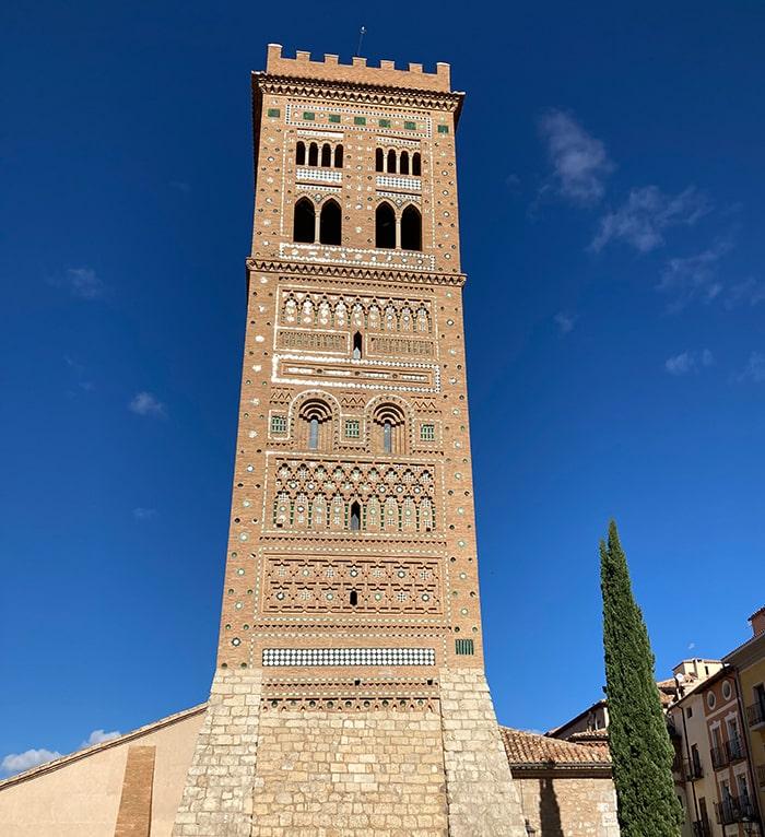 Mudéjar aragonés San Martín Teruel