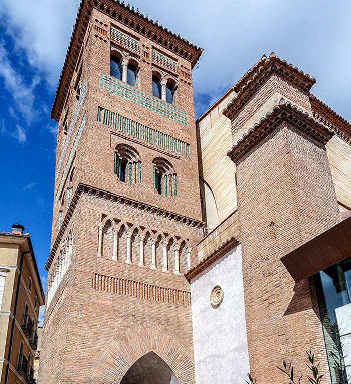 Mudéjar aragonés San Pedro Zaragoza
